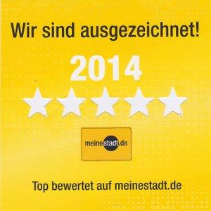 Bewertung auf meineStadt.de