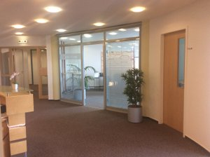 grün vorsorgen - Büro Airport Center Bremen