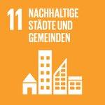 (C) UnitedNations/globalgoals.org - Nachhaltige Städte und Gemeinden