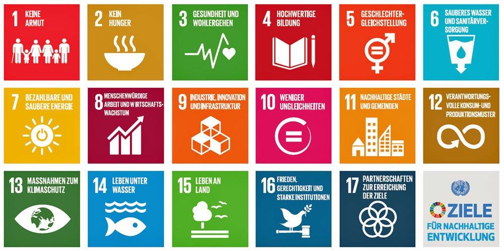 Nachhaltig versichern mit grün vorsorgen für die Agenda 2030 und die Menschen